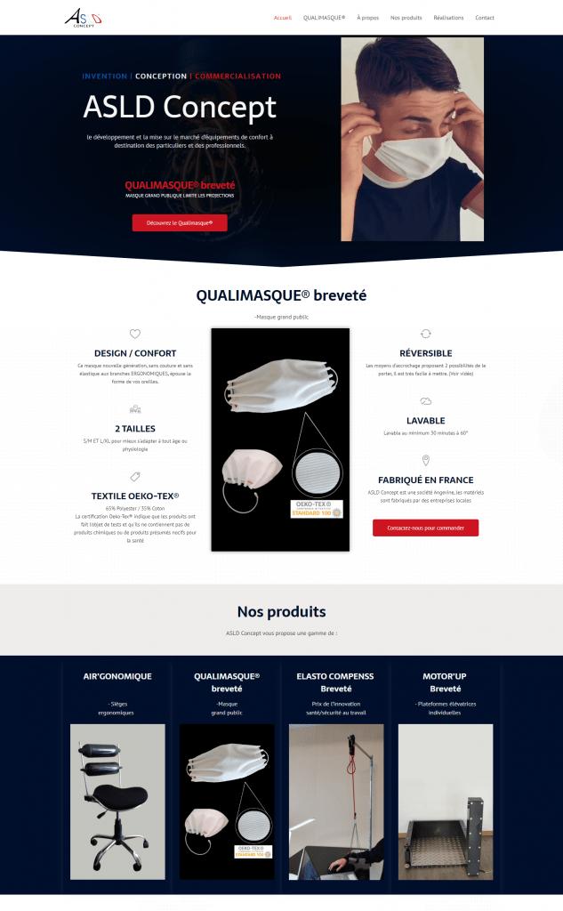 creation de site internet - pour TPE/PME