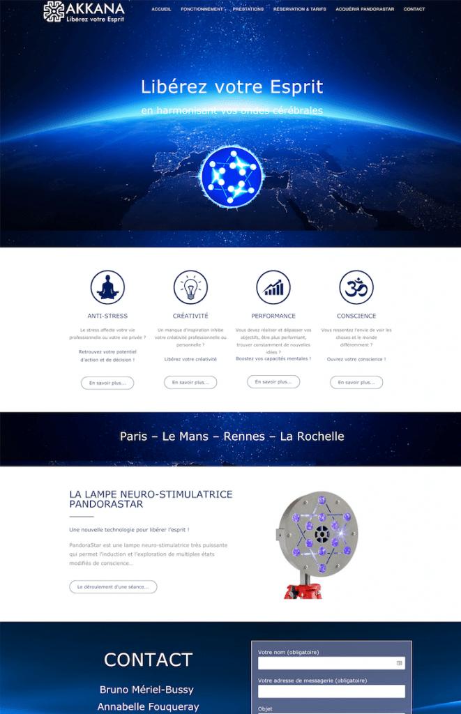 Creation de site internet evenements et e-commerce